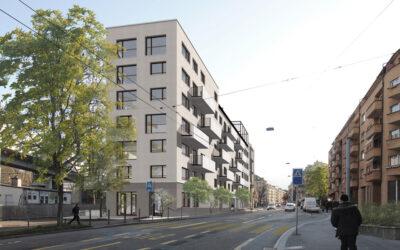 Wohn- und Schulgebäude Manessestrasse