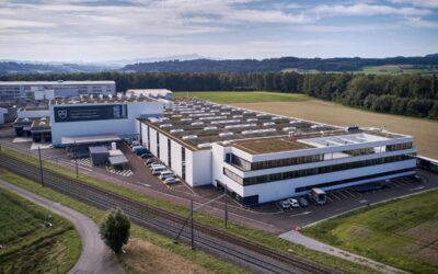 Produktions- und Verwaltungsgebäude V-Zug Kältetechnik AG