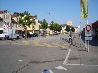 Neugestaltung Bahnhofplatz
