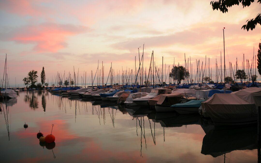 Gemeindeboots- und Inselihafen
