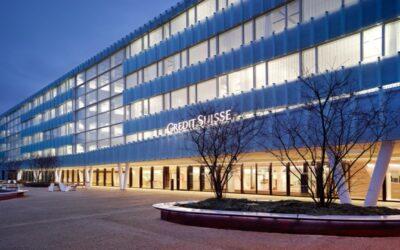 Verwaltungsgebäude Crédit Suisse