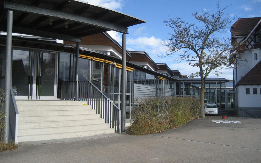 Erweiterung Schulanlage