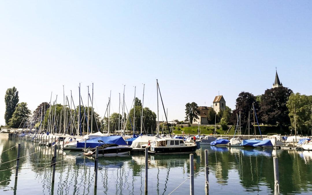 Sanierung Schwimmstege Stadthafen