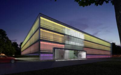 Parkhaus Kantonsspital