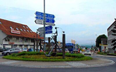 Hubkreisel