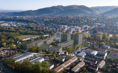 Wohnsiedlung Aere / Stöcklin Areal